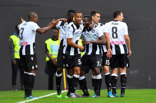 Troost-Ekong's Stellar performance helps Udinese beat Torino