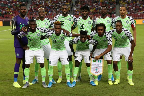 Ekong happy with Super Eagles display, hails NFF for Brazil friendly