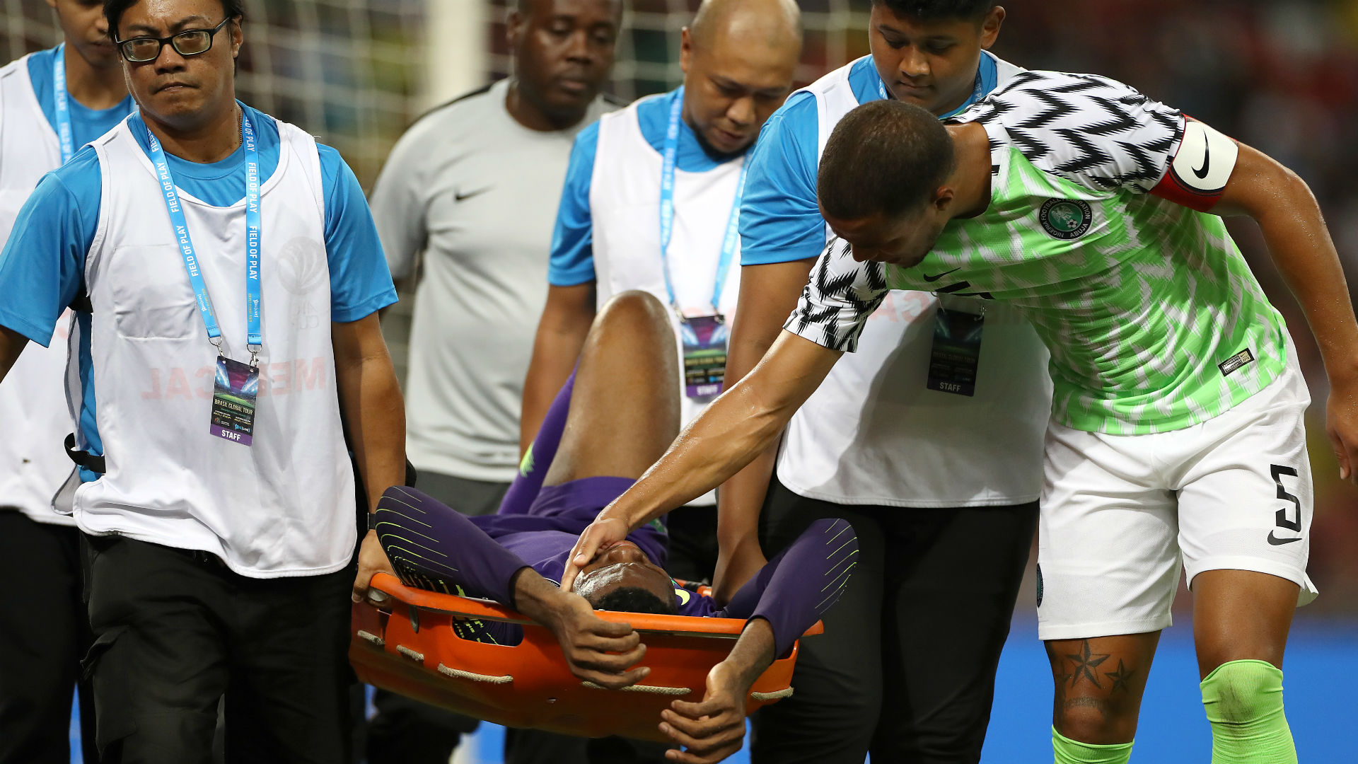 Uzoho Set To Undergo Surgery On his Injured Achilles