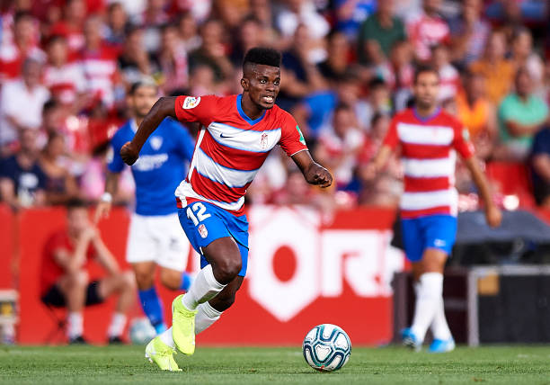 No action for Ramon Azeez in Granada's defeat to Bilbao