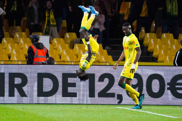 Moses bags memorable hat-trick for Nantes