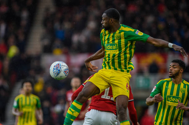 Ajayi Shines In West Brom's Win Over Middlesbrough At The Riverside