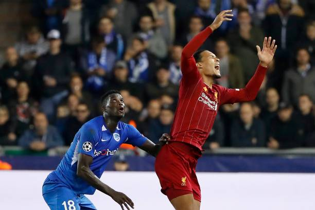 Onuachu get cameo appearance in Gent defeat to Liverpool