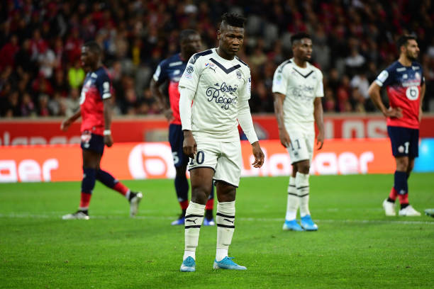 Kalu omitted from Bordeaux squad ahead Pau FC tie