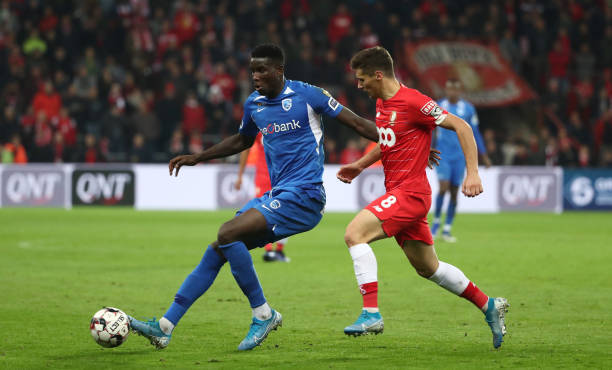 Onuachu shines in Genk's win over Cercle Brugge