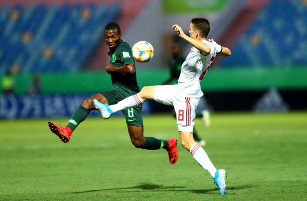 Golden Eaglets star Ojediran talks tough ahead Ecuador clash