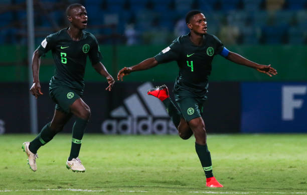 Golden Eaglets Captain Samson Tijani Speaks On Win Against Hungary