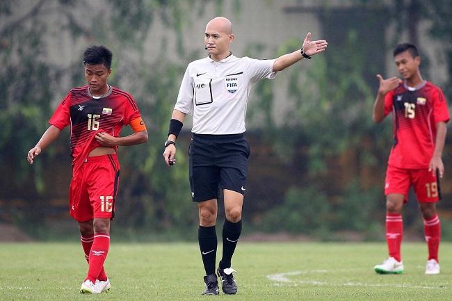 Jansen Foo to referee Brazil Vs Nigeria friendly