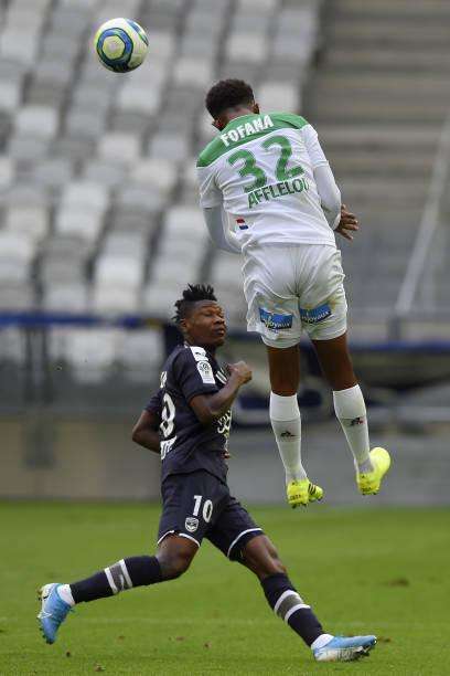 Kalu, Maja rated poorly in Bordeaux's narrow defeat at Home to Saint Etienne