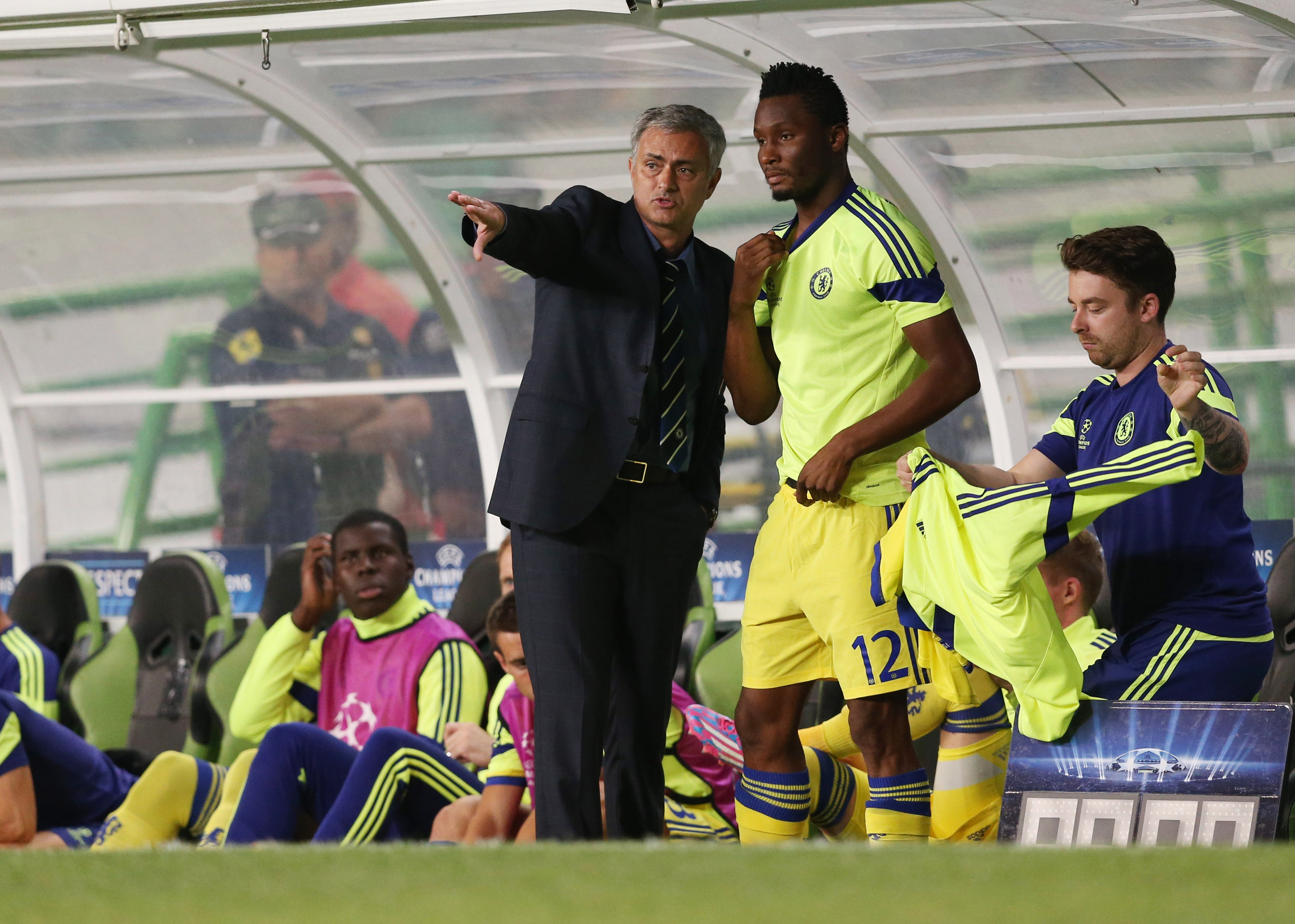 WHY MOURINHO BENCHED ME FOR 15 GAMES – MIKEL OBI