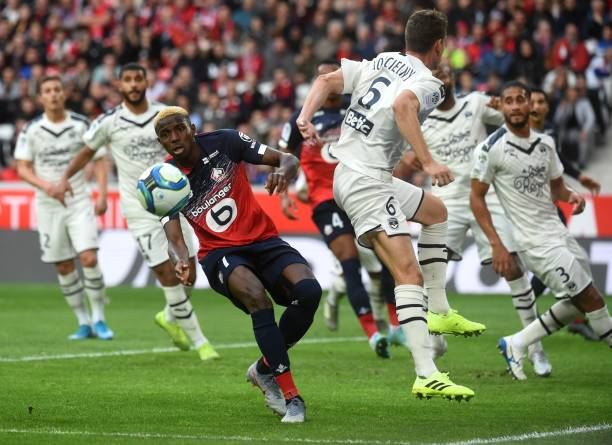 Victor Osimhen Fires Blank in Lille Win