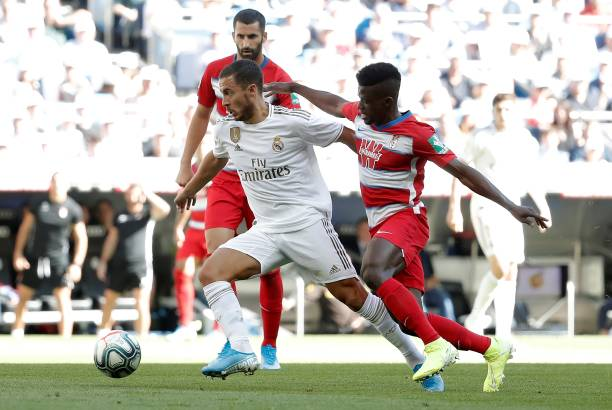 Hazard brands first season at Real Madrid as total rubbish