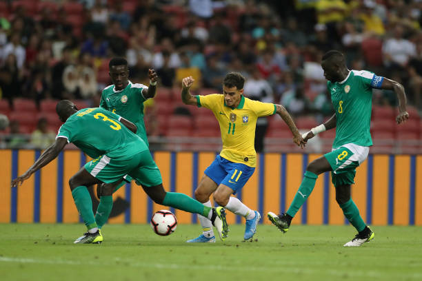 Super Eagles midfielder believes Mane and co exposed Brazil