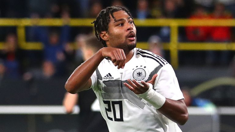 Gnabry Manipulated Into Leaving Arsenal – Wenger