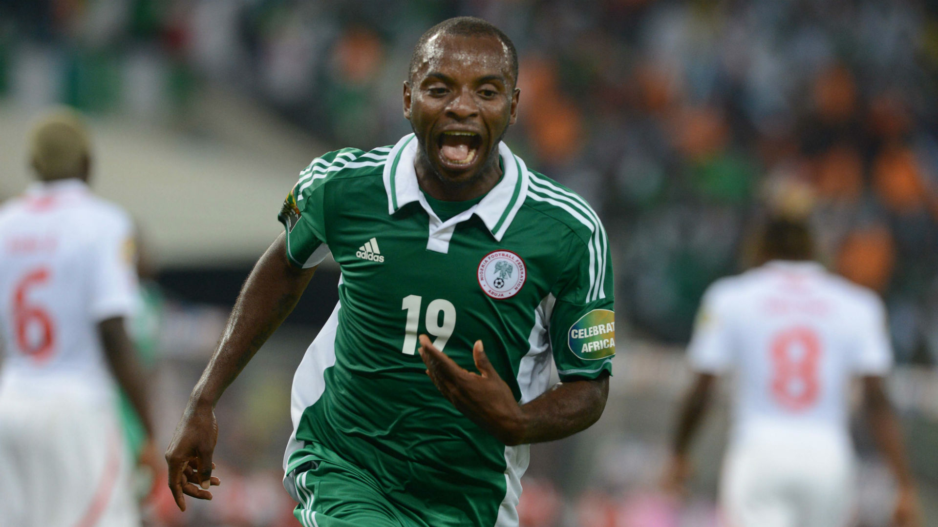 2013 AFCON Hero Sunday Mba Wants A Return To Football