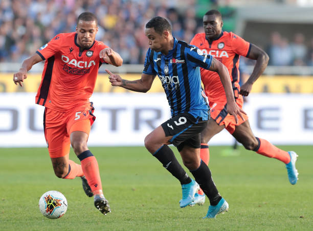 Super Eagles' Defender Suffers 7-1 Humiliating Defeat in Serie A