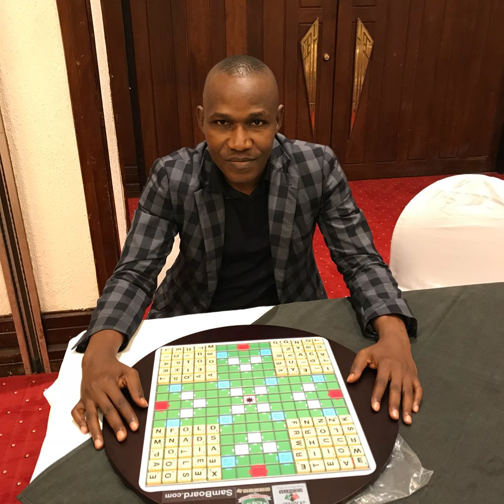 Scrabble: WELLINGTON JIGHERE eyes return to World Number 1 spot
