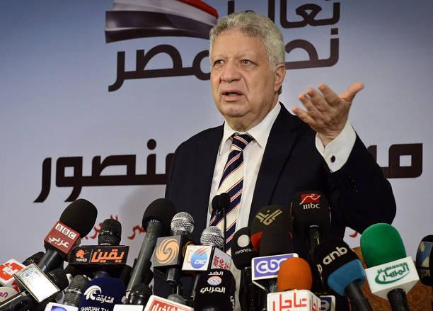 Zamalek Club President bans Players from Social Media