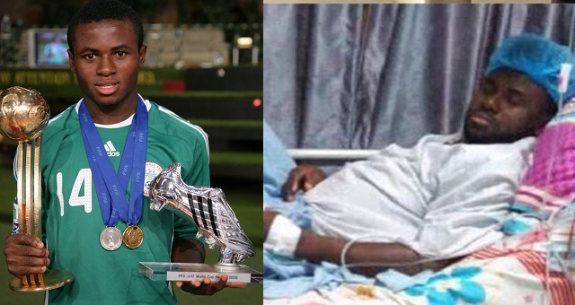 Onazi pays N1.5m for Sani Emmanuel's surgery