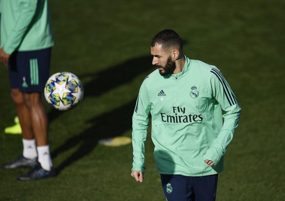 Karim Benzema don go back go court