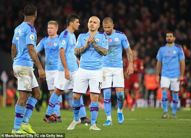 Manchester City fail for their appeal