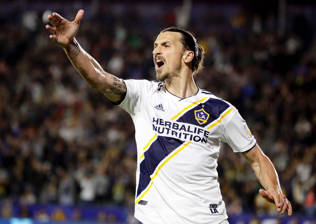 Zlatan Ibrahimovic confirms LA Galaxy exit, urges fans to return to Baseball