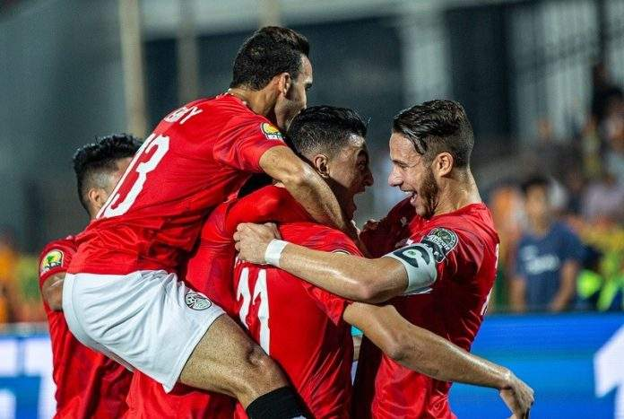 2019 U-23 AFCON: Egypt beats Mali to take control of Group A