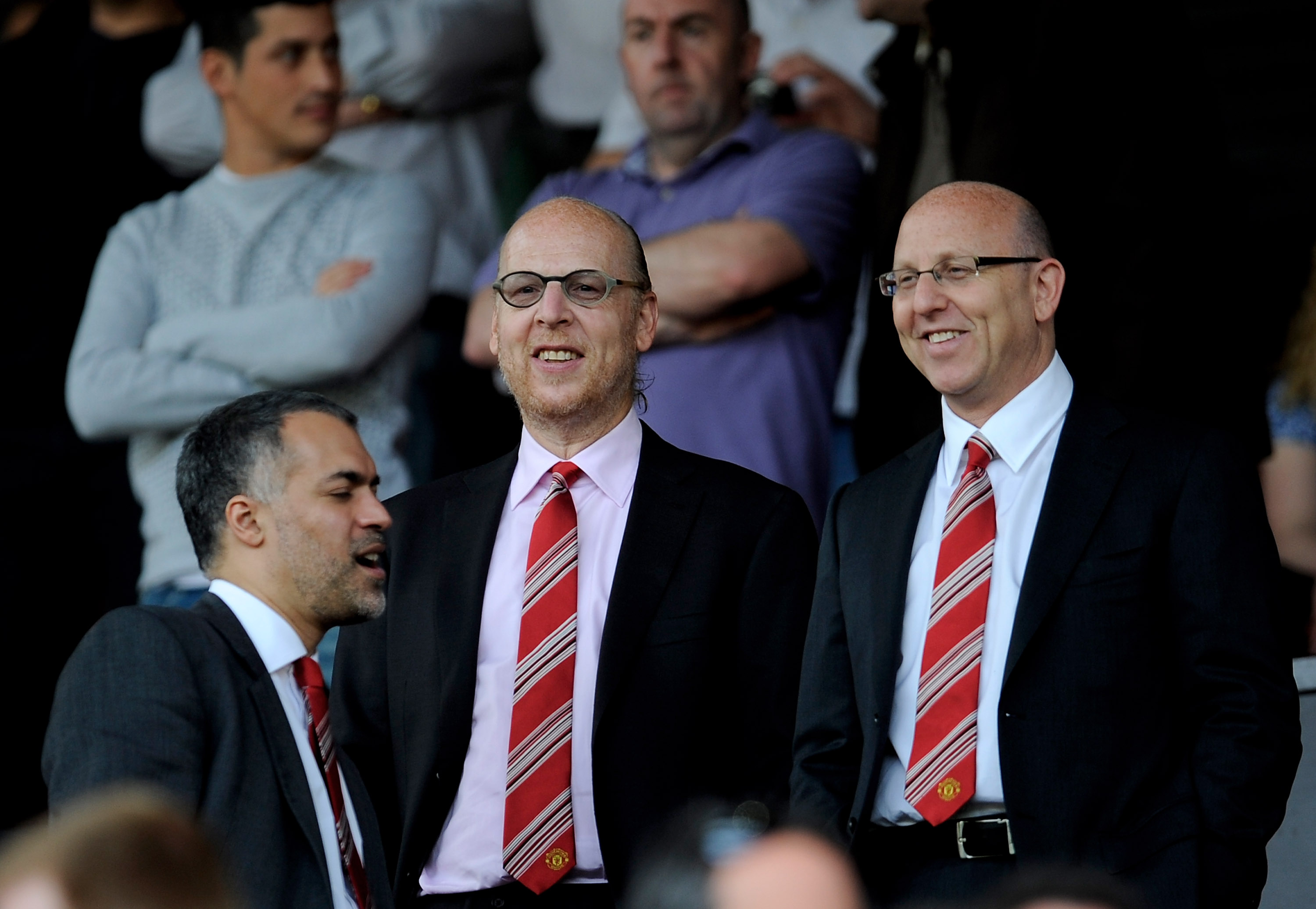 Glazer family to sell Manchester United on one condition