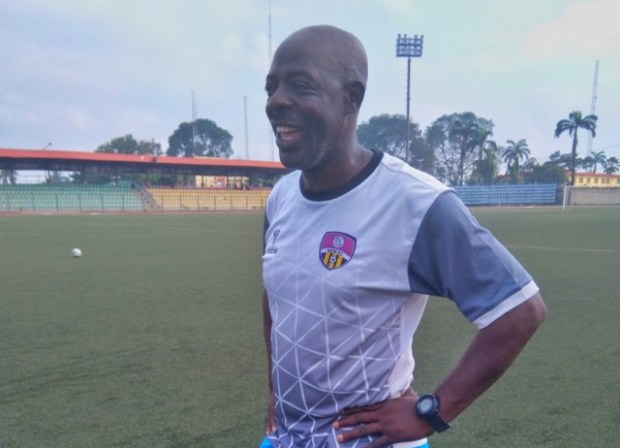 Tony Bolus sets sight on first home win for MFM against Akwa United