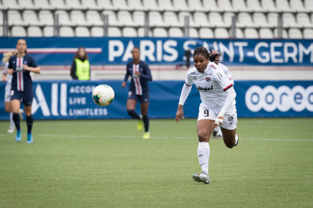 (WATCH) Oparanozie ends 12-match goal drought with 40 yard stunner against Paris FC