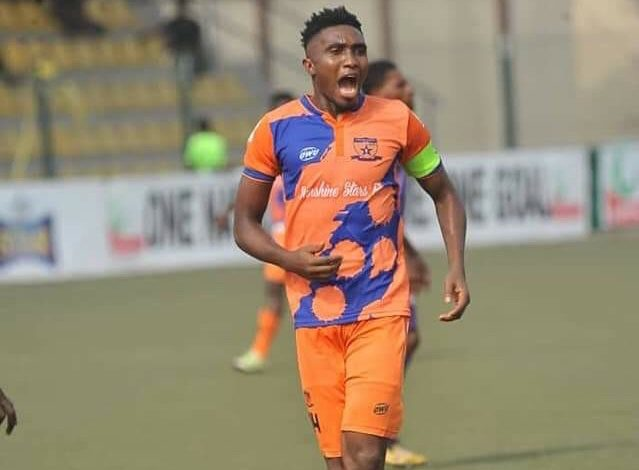 Omaka thrilled to score the winner for Sunshine Stars against Enyimba