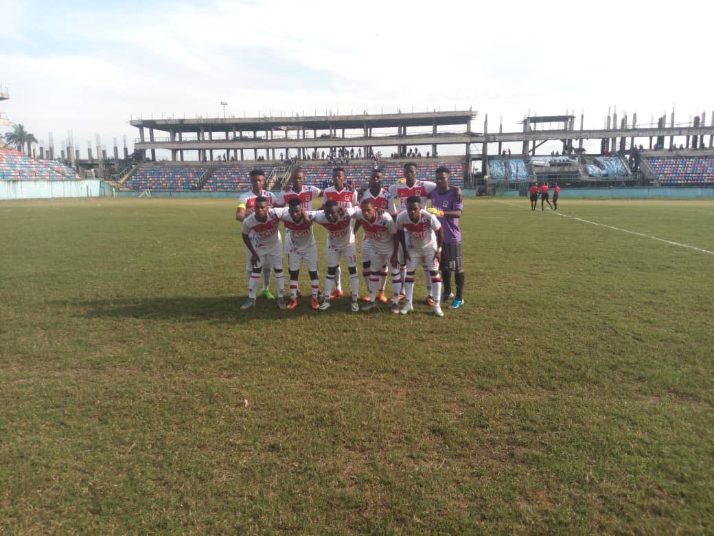 Nnaji happy with point at MFM FC