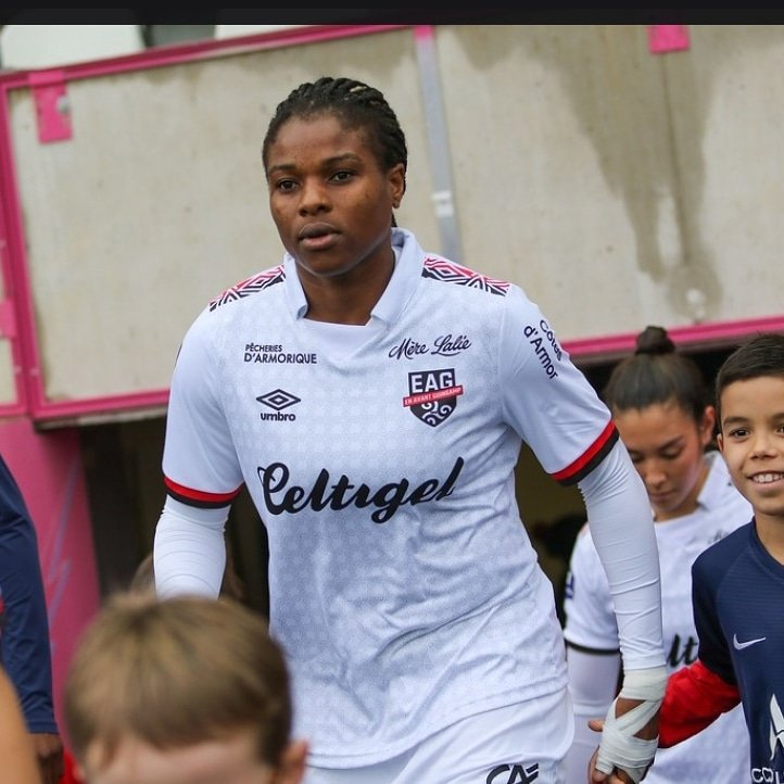 Oparanozie's wonder strike wins Women's League Goal of the Week in France