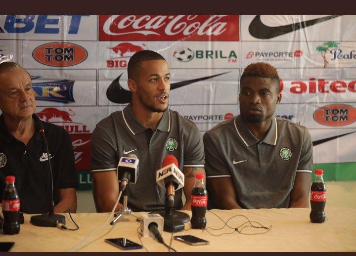 Eagles Vice Captain Troost-Ekong reveals AFCON title dream