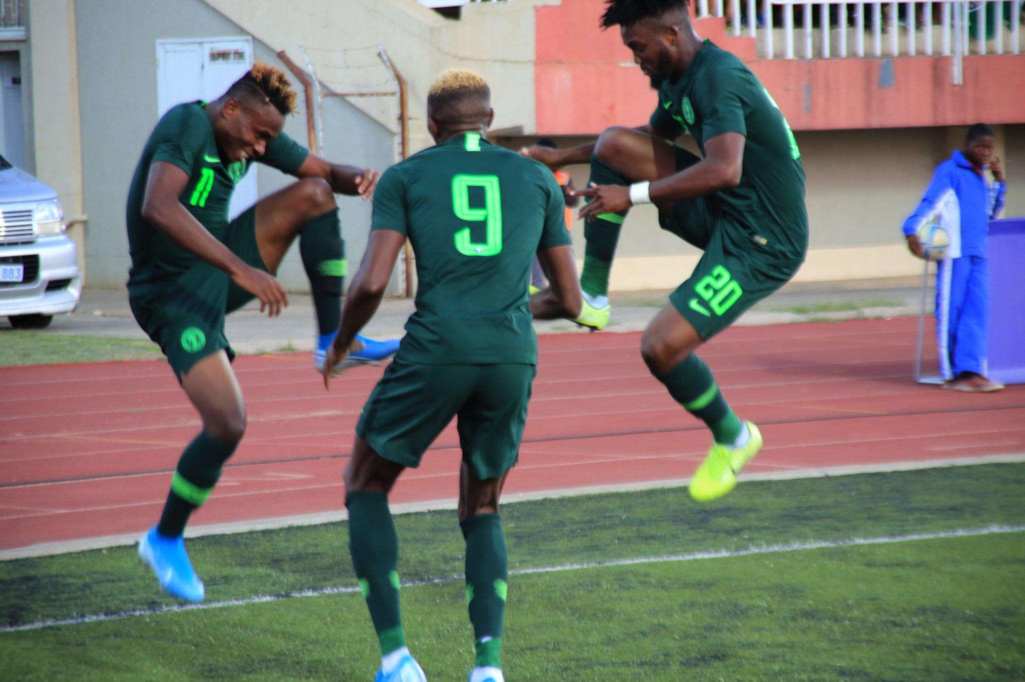 Adepoju hails Eagles swift reaction after Lesotho win
