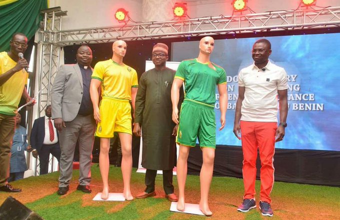 Fans reactions will get you rolling as Bendel Insurance unveils new jerseys