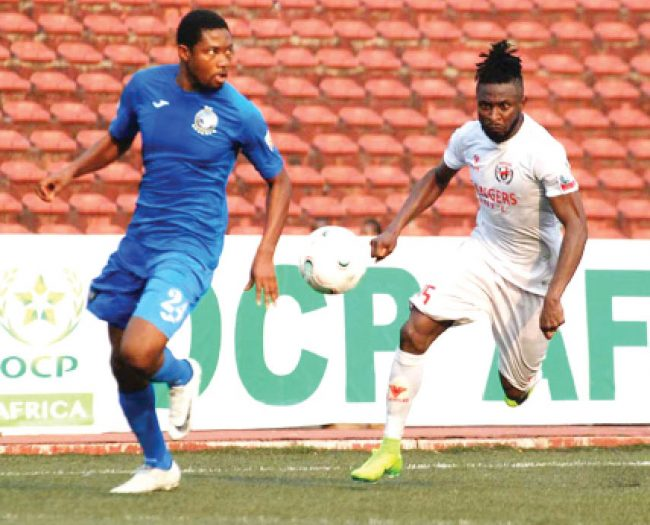 Usule sets sight on NPFL top scorer award