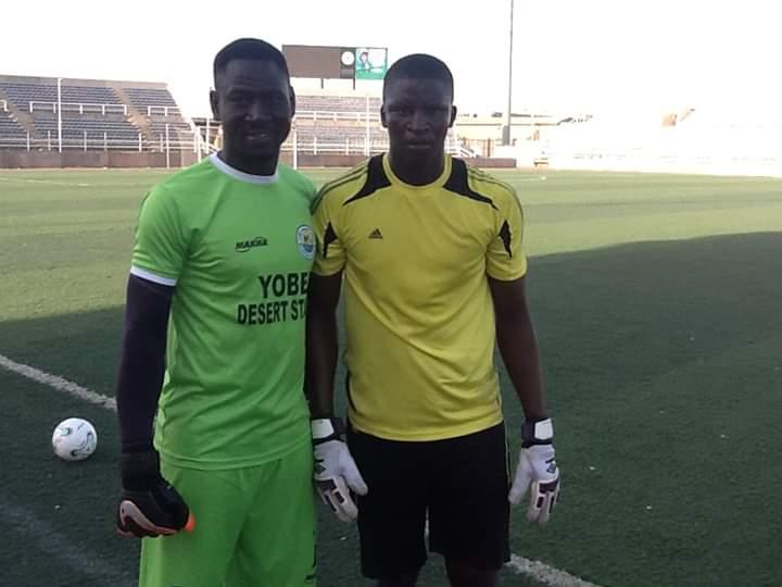 U23 Eagles goalie Abubakar targets possible career lift in Egypt