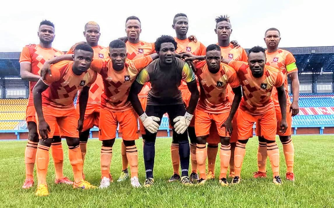 Akwa Starlets edge FC Ifeanyi Ubah to record for league win of the season