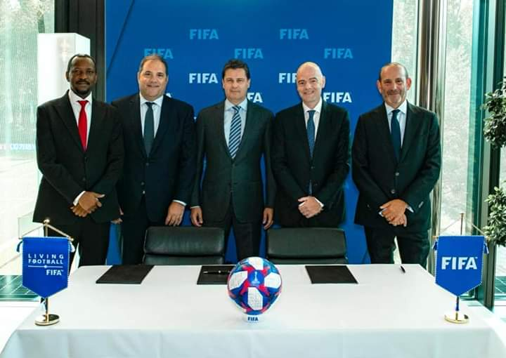 LMC boss Shehu Dikko and others converge for FIFA/WLF forum