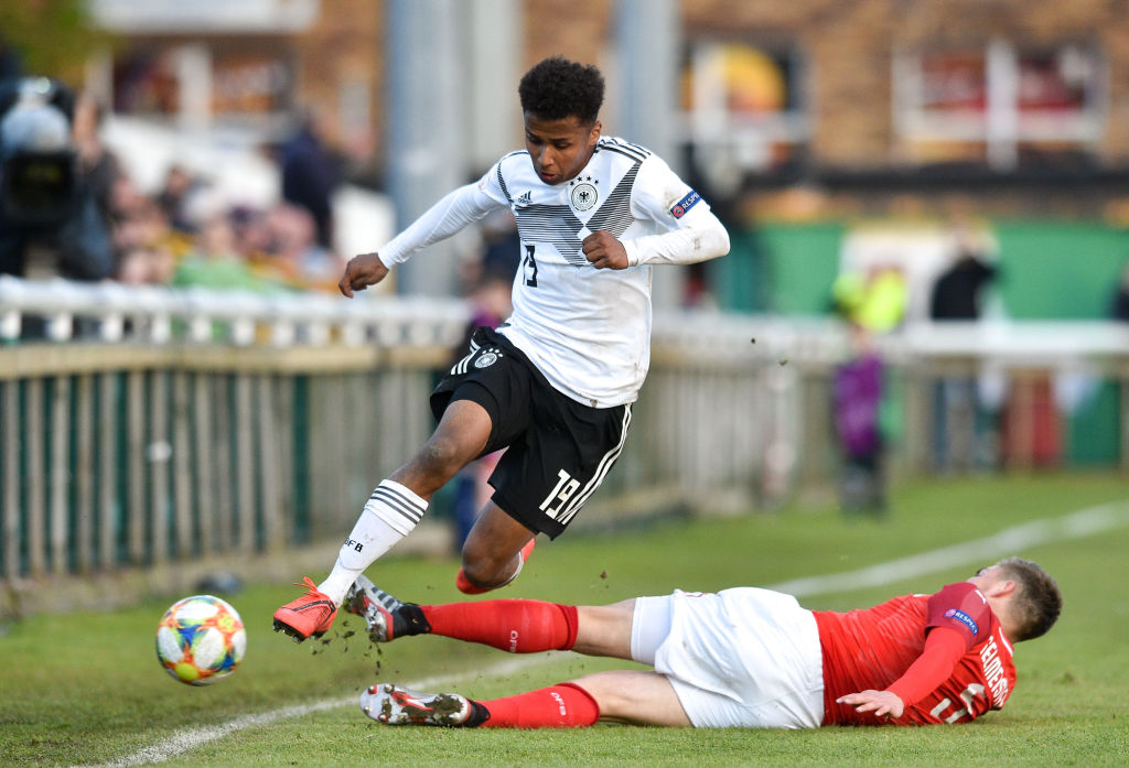 Nigeria dealt a blow big in the pursuit of highly rated youngster