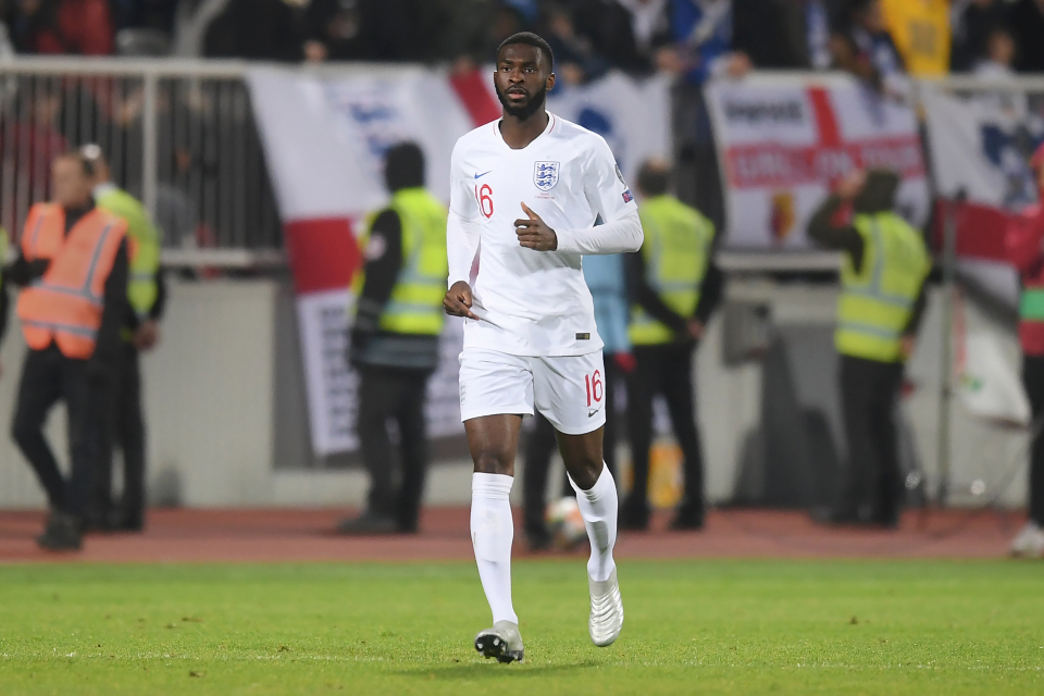 Tomori wants to remain in England sqaud after debut