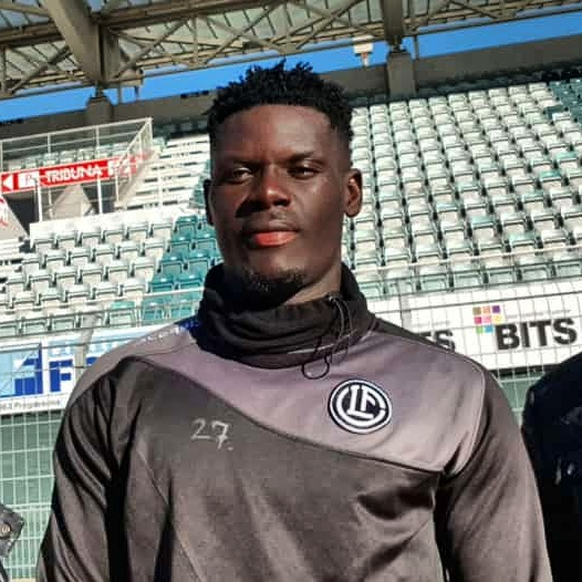 Sasere's Europa league debut ends in defeat