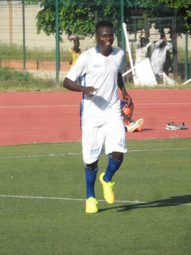 Abdallahi Musa Lala happy to score maiden NPFL goal
