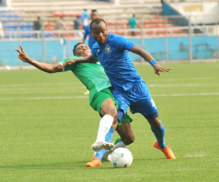 Oladapo Dedicates Brace Against Nasarawa United To Mum
