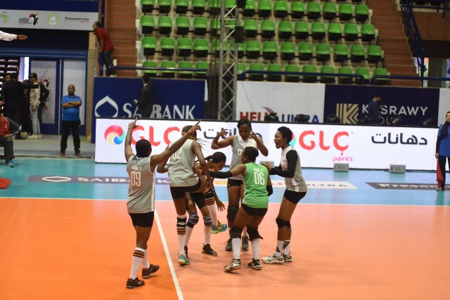 Nigeria Customs boss confident team can retain the Volleyball League title