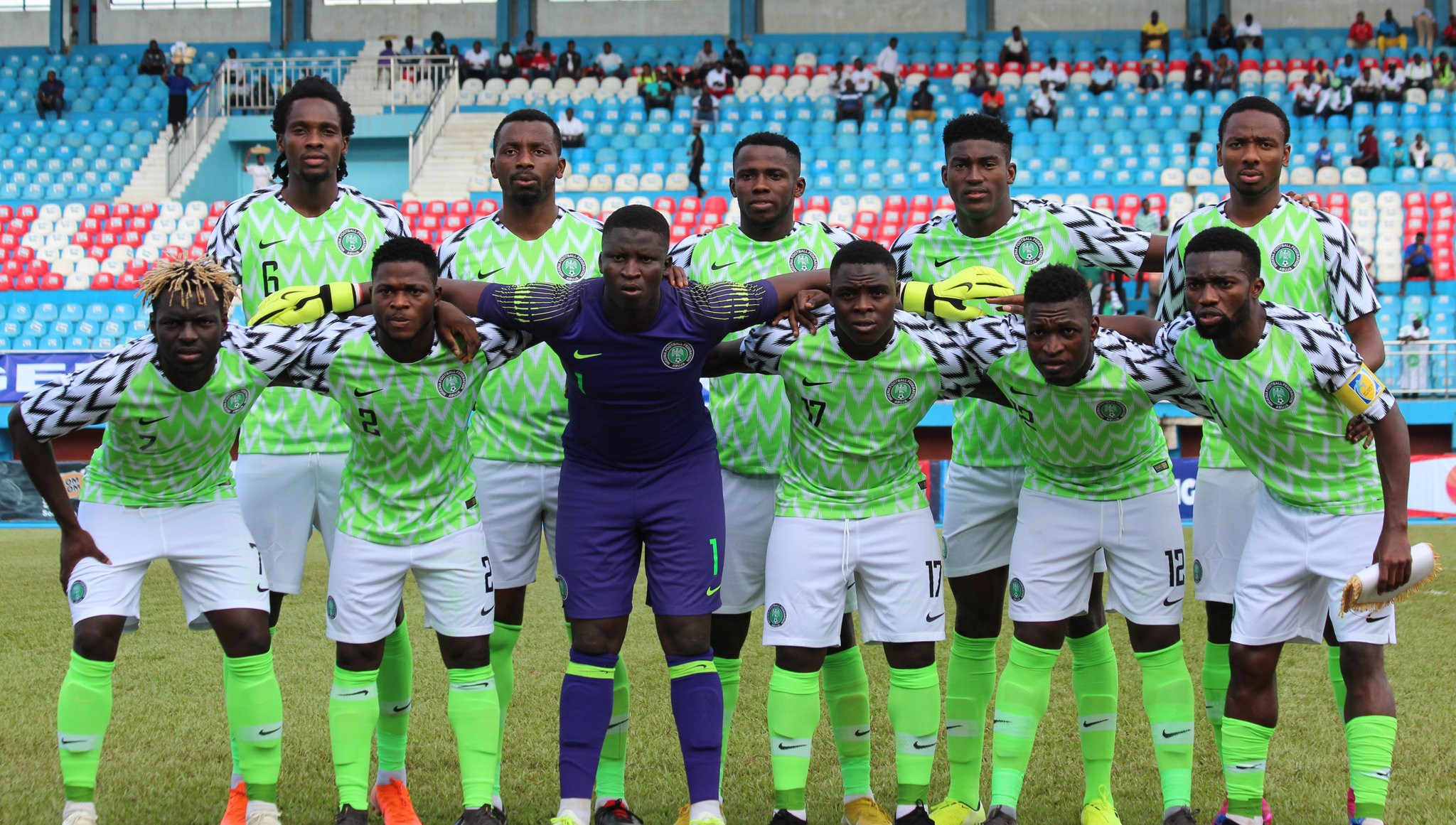 NFF must share in the blame of Olympics Eagles Failure