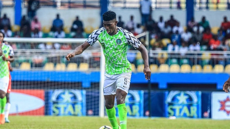 Awoniyi confident of U23 Eagles players ahead crucial South Africa tie
