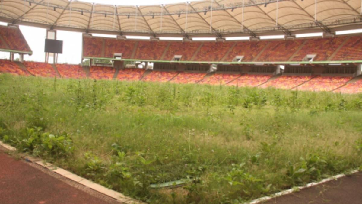 Moshood Abiola Stadium: Rohr urges Sports Ministry to hasten up renovation plans