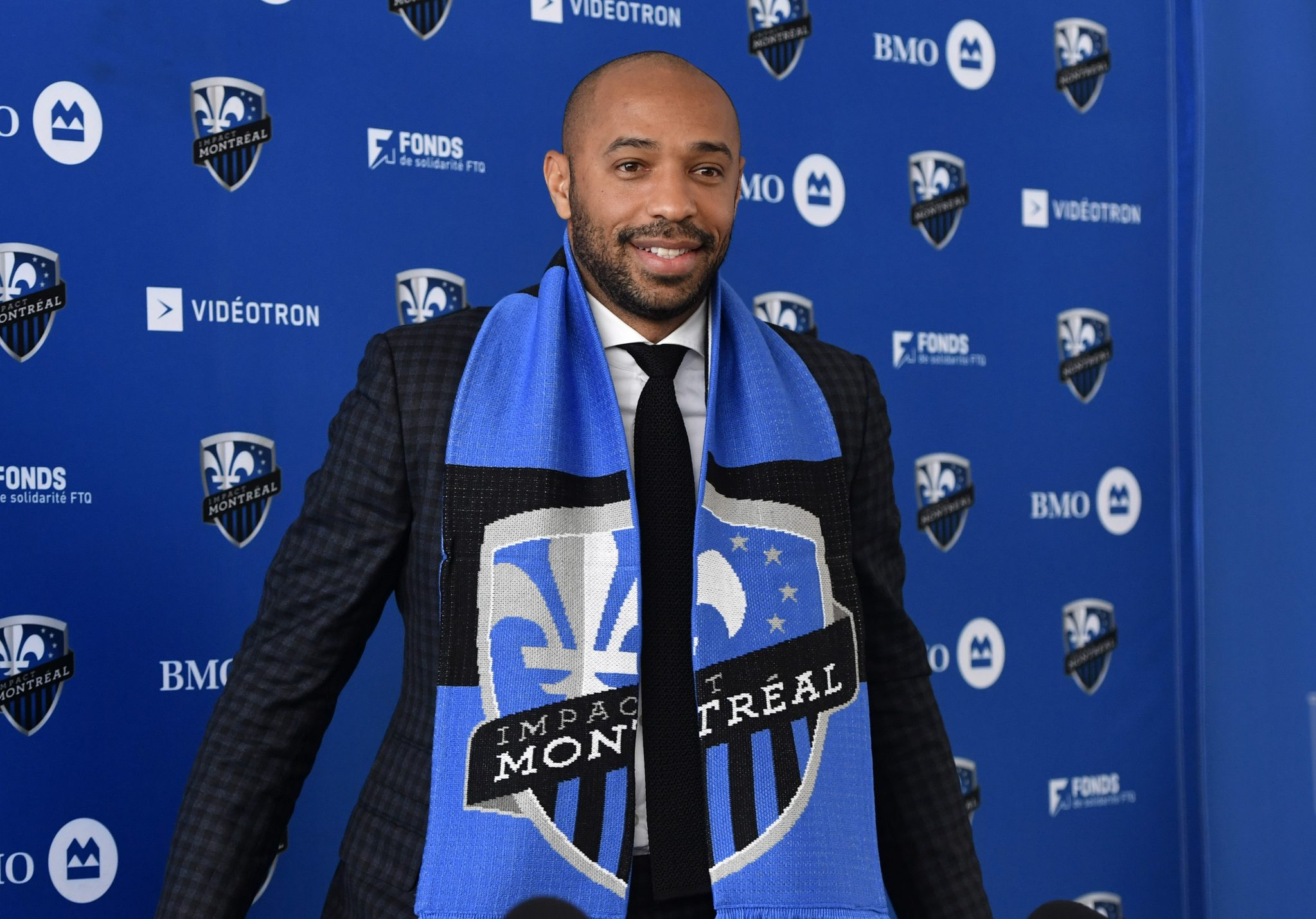 Thierry Henry returns to management with Montreal Impact after Monaco failure